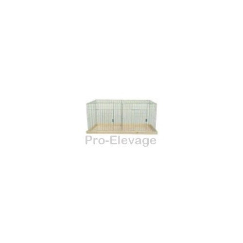 Cage Exposition 80x70x80 x2