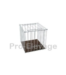 Cage Exposition 100x100x100 x2