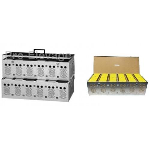 Caisse Transport Aluminium léger et robuste