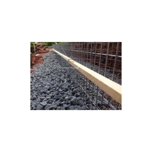 Pack 20 Gabions 500x500x500 100*50 Fil 4.5mm