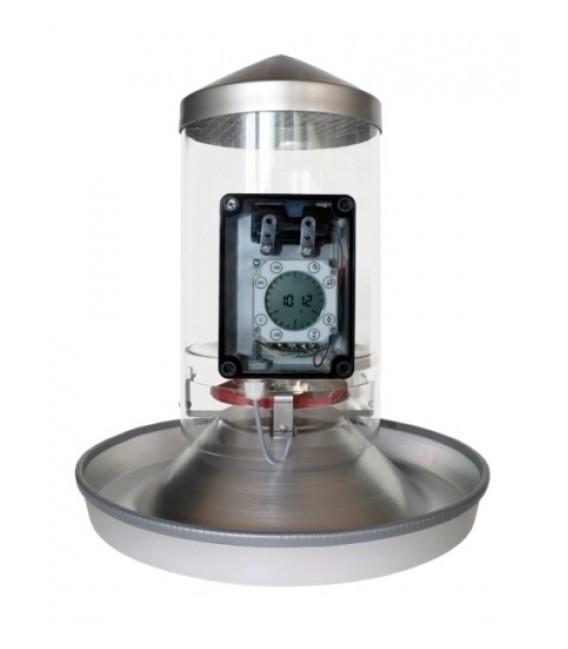 FA2-Nourrisseur Silo électronique Mangeoire automatique à poser °