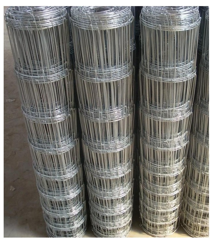 Pack Rouleaux 1.6m de haut 50 ml de Grillage Forestier Galva Eco fil 2.0 / 1.6 mm 19 fils