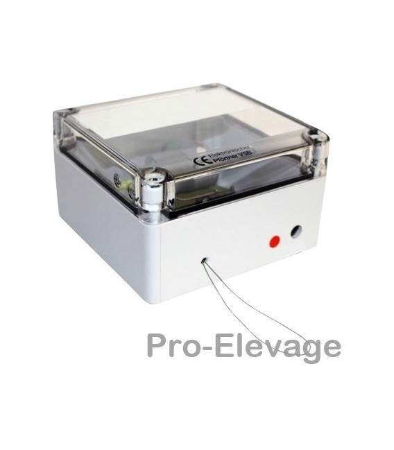 Portier electronique poulailler sa compl ment fermeture - Fermeture automatique porte poulailler ...