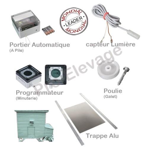 Kit Complet 1 VSBb piles /1 BS/ 1 AS/ 1 s HS/ 22*33 cm/1SA/1UR