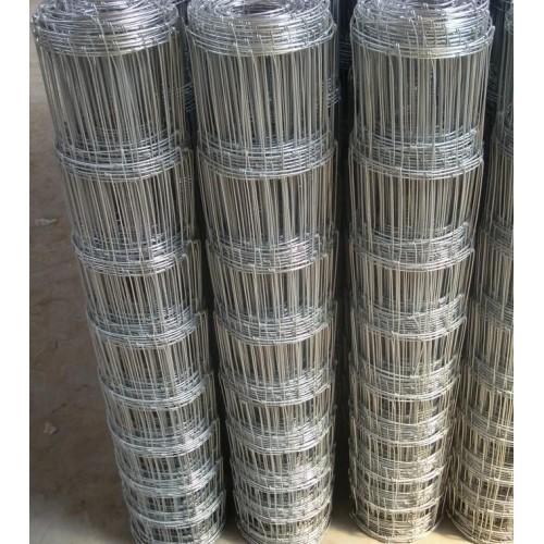 Pack Rouleaux 1.5m de haut 50 ml de Grillage Forestier noué Galva Eco fil 2.0 / 1.6 mm 14 fils