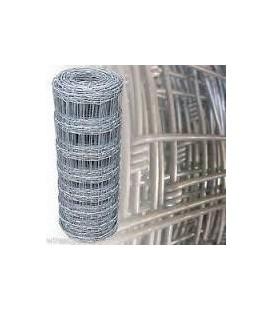 H 1.60m de haut fil 2.5 / 2.0 mm 20 fils  50 ml de Grillage Forestier GALVA PREMIUM
