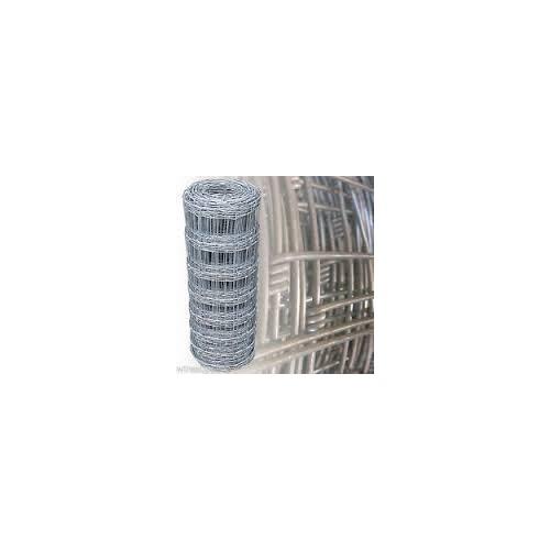 Pack Rouleaux 2.00m de haut 50 ml de Grillage Forestier GALVA PREMIUM fil 2.4 / 1.9 mm 25 fils