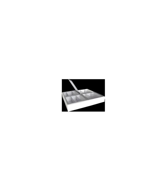 Panier HK-T2p Ecloison / Selection Plastifie 38x44cm