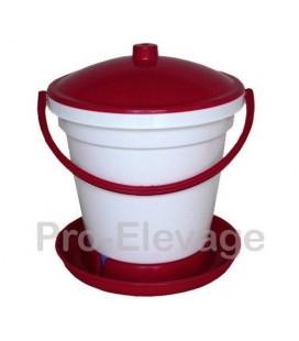 Jeux Pied Abreuvoir Seau 18 litres