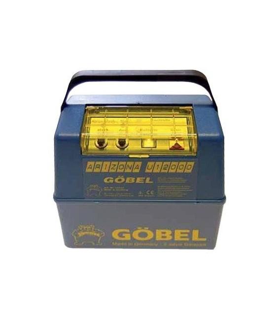 Dispositif Batterie ou secteur pour électrification de filet
