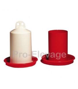 Abreuvoir Double Cylindre grande contenance