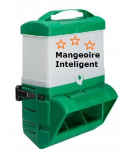 "MS- Mangeoire intello et 'flexible"" 10KG + 5 KG"