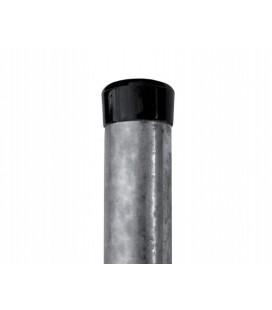 H 1500 mm, diamètre 48 mm, épaisseur 1,50 mm sans fixation fil tension