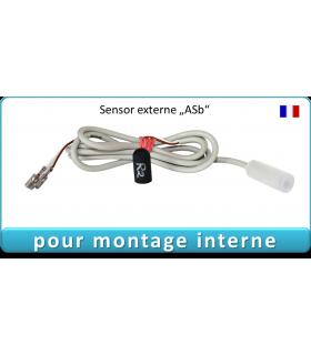 AE-ASb - capteur de lumière externe, longueur