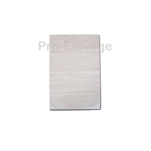100 Sacs Plastiques Polypro