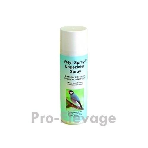 Vetyl Spray Pesticide ***