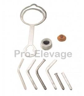 Pieces Rechange Bouteille pipette