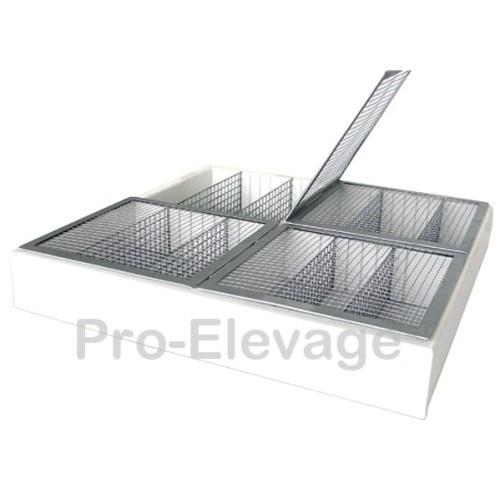 Panier Aluminium V330-2