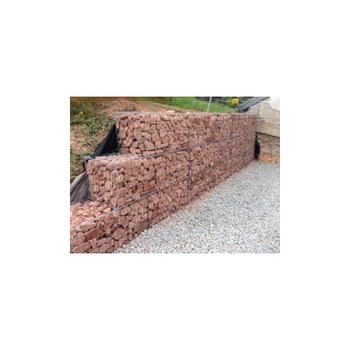 Pack 20 Gabions 1000x500x500 100*100 Fil4.5mm