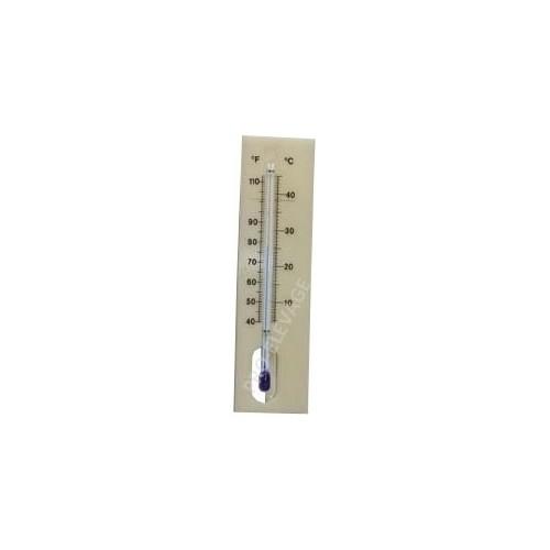 Thermomètre thermoplastique