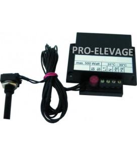 Thermostat Electronique à régulation proportionnelle