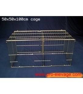 Cage Exposition 50x50x50 x2