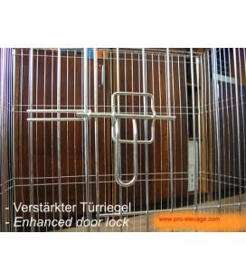 Souvent Cage d Exposition Chien | Cage d'exposition Pour Oiseaux - pro-elevage NE34