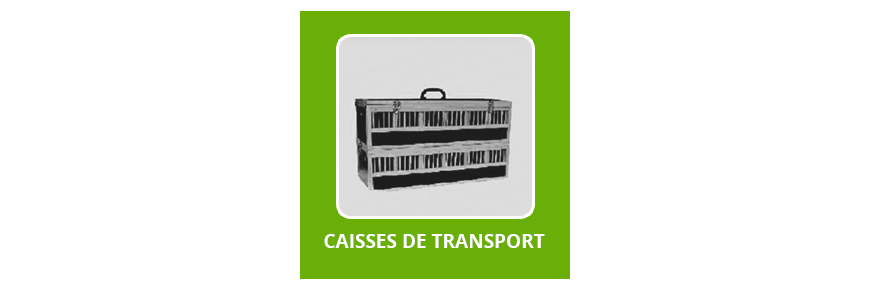 Caisses de Transport