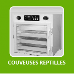 Couveuses Reptiles