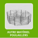 AUTRE MATÉRIEL POULAILLER