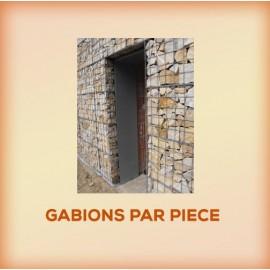Gabions par piece