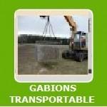 GABIONS TRANSPORTABLE