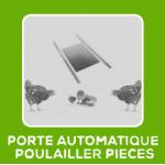 PORTIER AUTOMATIQUE POULAILLERS