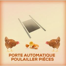 Assez Porte Automatique Poulailler | Portier Electronique Pour  HA32