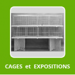CAGES D'EXPOSITION