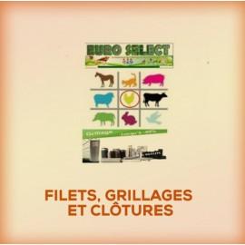 Filets, Grillages