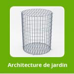 ARCHITECTURE ET DÉCO DE JARDIN