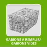 Gabions / Cages a Pierres
