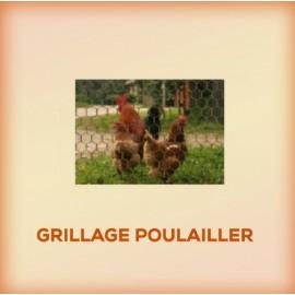 Assez Grillage Poulailler | Grillage De Poulailler | Grillage A  HA32