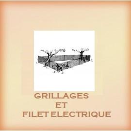 Clôtures et Filets  Électrifiés