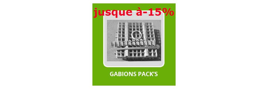 Gabions pack's