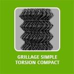 Grillage SIMPLE TORSION compact