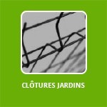 CLÔTURES JARDIN