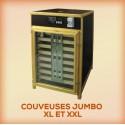 Couveuses Jumbo XL et XXL