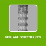 """GRILLAGE 2.0/1.6 mm FORESTIER """"ECO"""""""
