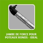 JAMBES DE FORCE – IDEAL