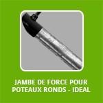 JAMBES DE FORCE X-TRA LONGUE