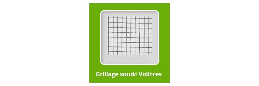 Grillage Soudé Volières | Pose Grillage Soudé | Grillage Soudé