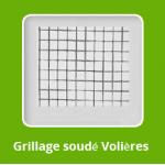 Grillage soudé Volières