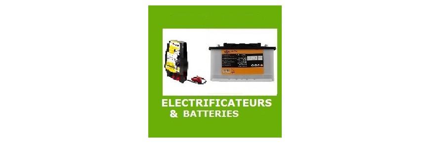 Batteries pour clôture | Batterie Pour Cloture Electrique